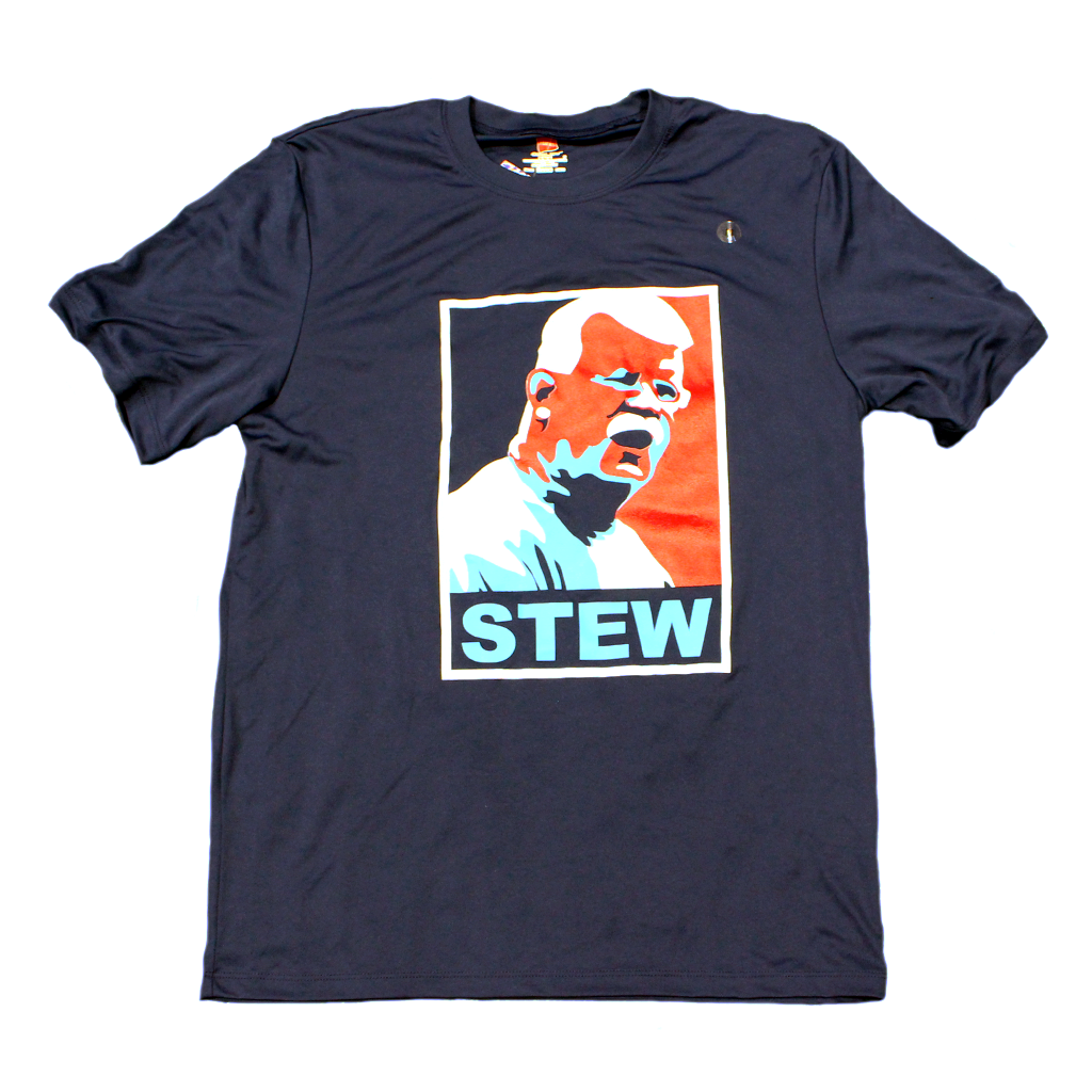 Red, White & Stew T-Shirt