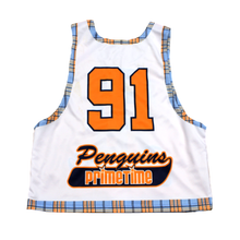Orange/White PT Penguins Reversible Jersey