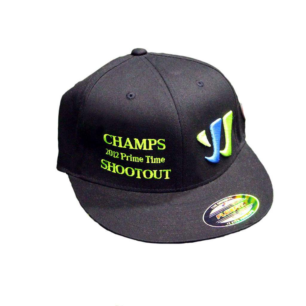 Shootout Champs 2012 Flat Brim Hat