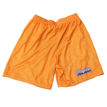 Orange Penguin Shadow Shorts