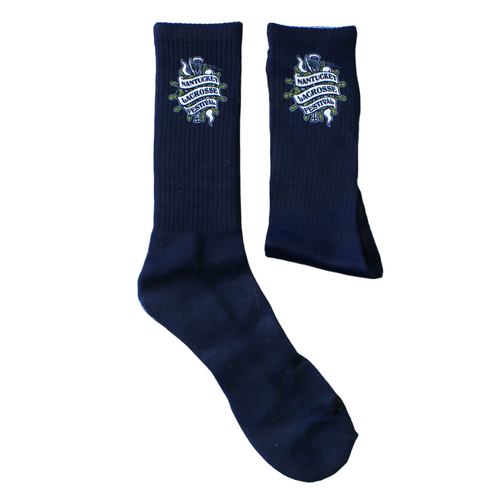 Nantucket Festival Socks