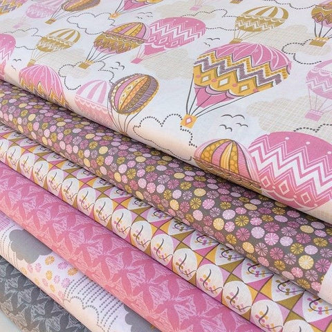 Blown Away Range by Josephine Kimberling for Blend Fabrics