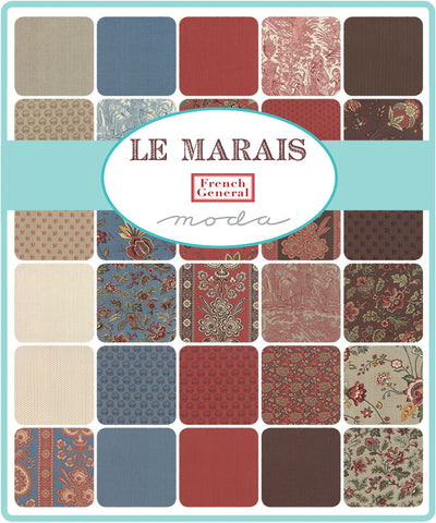 Le Marais  by French General for Moda