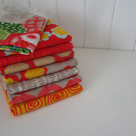 From Outside In Fat Quarter Bundle x 8