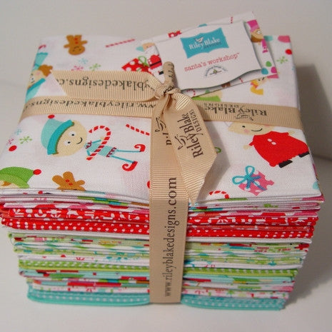 Riley Blake Christmas Fabrics