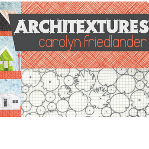 Architextures Range by Carolyn Friedlander for Robert Kaufman