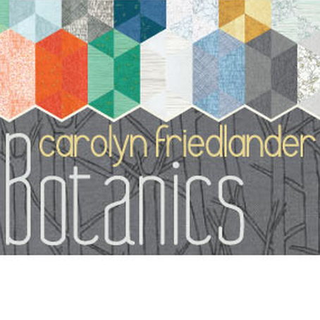 Botanics Range by Carolyn Friedlander for Robert Kaufman