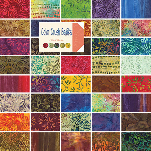 Color Crush  by Moda Batiks