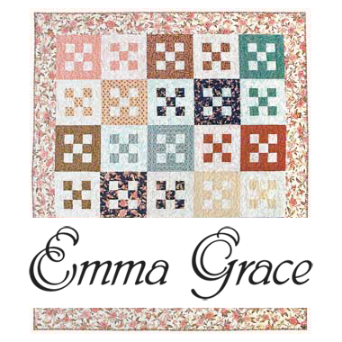 Emma Grace Range by Kathy Brown for Red Rooster Fabrics
