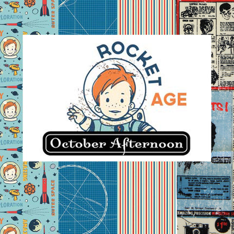 Rocket Age by October Afternoon for Riley Blake