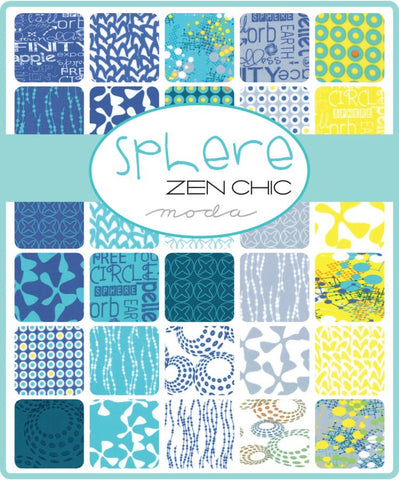Sphere Zen Chic Range for Moda