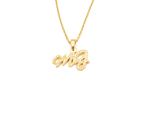 Souly&Co Initial Pendants