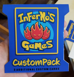 CustomPack Booster Pack - a Holo in every pack!