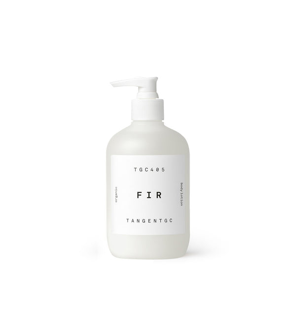 Organic Body Lotion - Fir