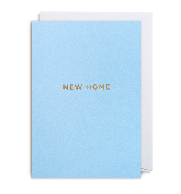 New Home Notecard - Lagom Design