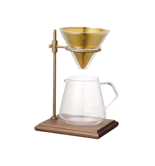 4 Cup Brewer Stand Set