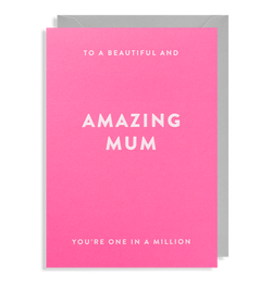 To A Beautiful and Amazing Mum