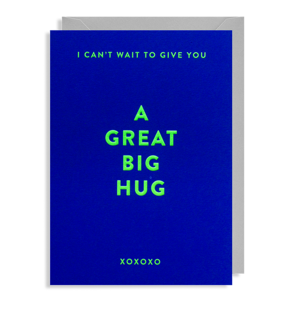 A Great Big Hug