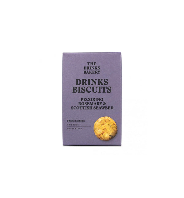 Drinks Biscuits - Pecorino Rosemary & Seaweed