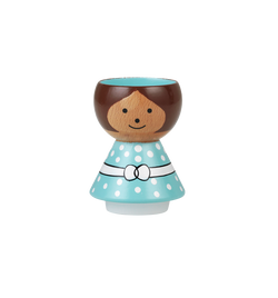 Mint Girl Eggcup