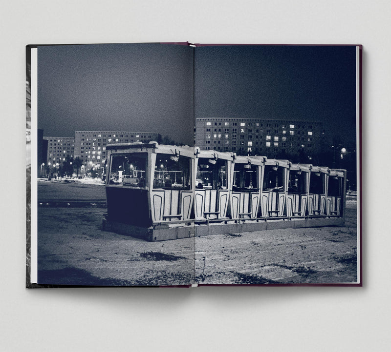 Berlin Nights Book