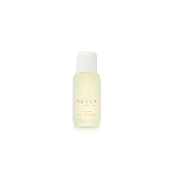 Hand & Body Wash - Porcelain White, Travel Size