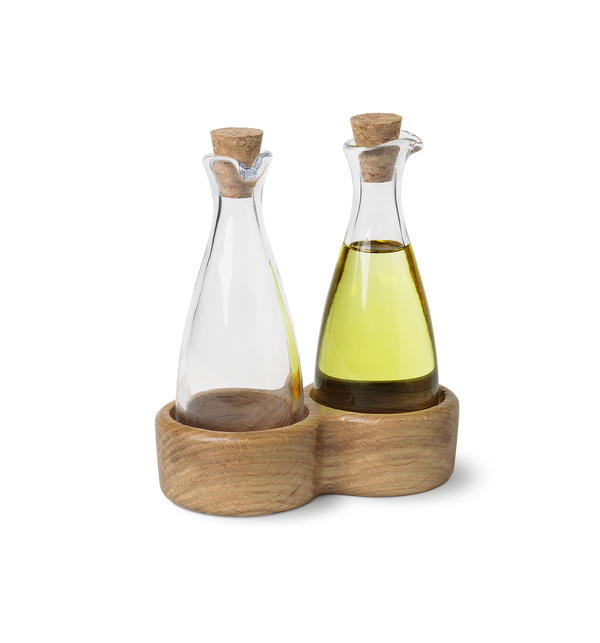 Oil and Vinegar Bottles