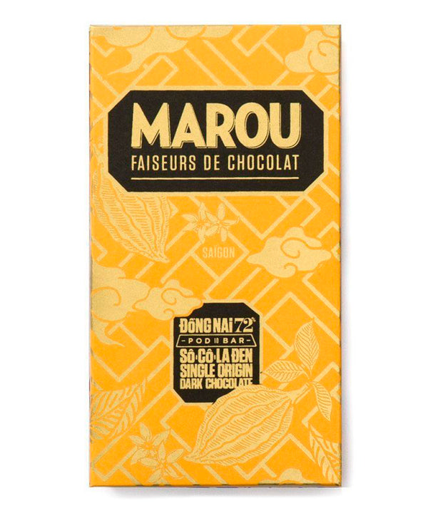 Marou Dong Nai Dark Chocolate 72%