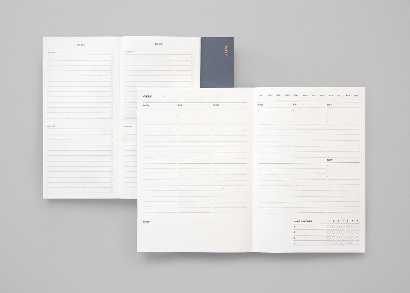To Do / Weekly 2 in 1 Planner