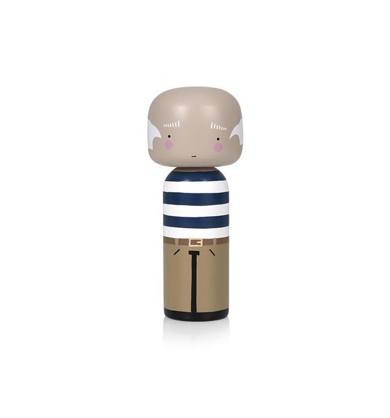 Pablo Picasso Kokeshi Doll