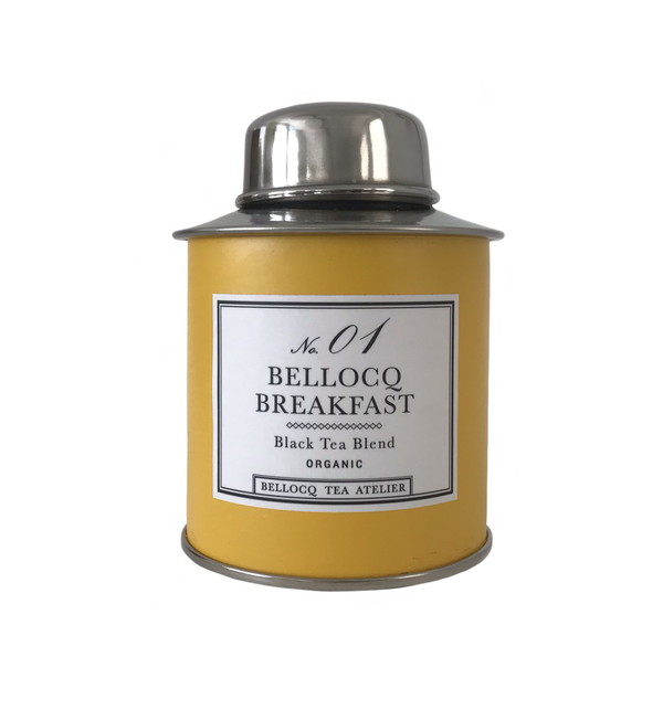 Bellocq No.1 Breakfast Tea, Traveller Caddy
