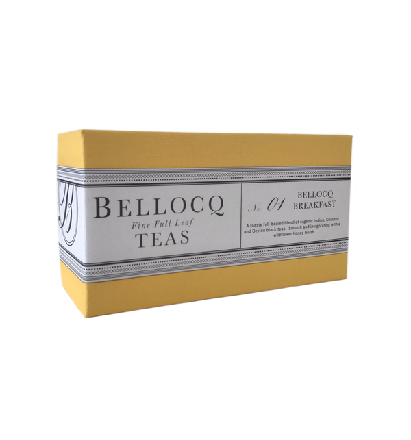 Bellocq No.1 Breakfast Tea, Bellocq Box