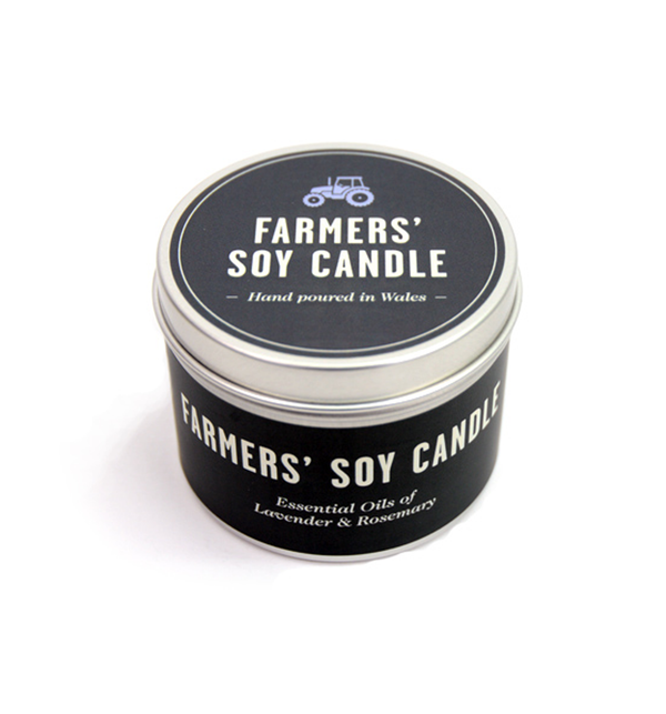 Farmers' Soy Candle