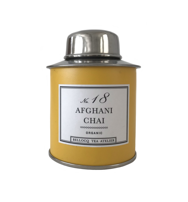 Bellocq No.18 Afghani Chai, Traveller Caddy