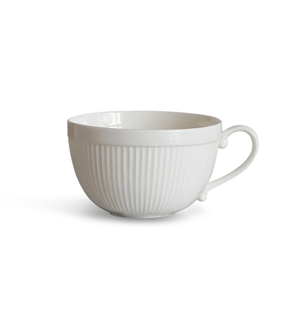 Breakfast Cup - Bone China