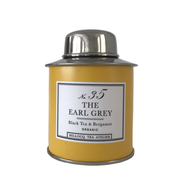 Bellocq No.35 Earl Grey, Traveller Caddy