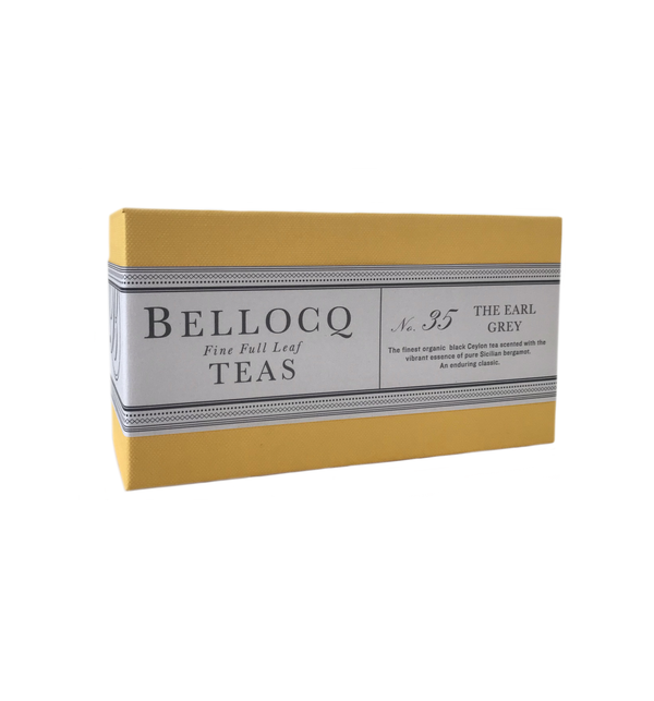 Bellocq No.35 Earl Grey, Bellocq Box