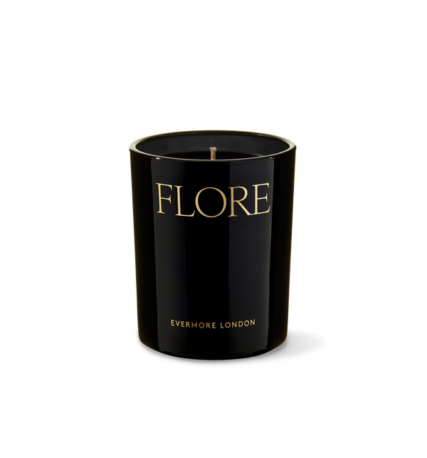 Flore Candle, Mist & Lilac Blossom