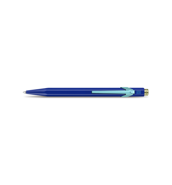849 Claim Your Style Blue Ballpoint Pen