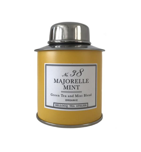 Bellocq No.38 Majorelle Mint, Traveller Caddy