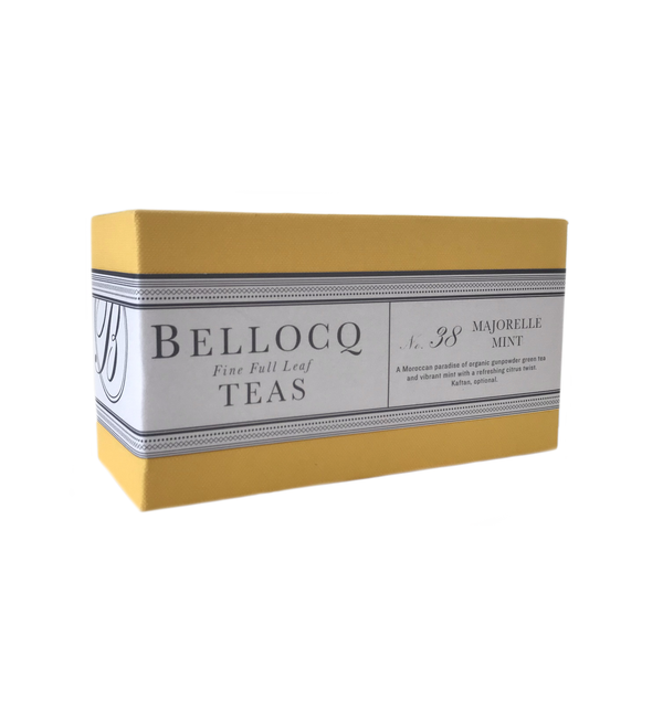Bellocq No.38 Majorelle Mint, Bellocq Box