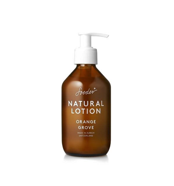 Natural Lotion, Orange Grove