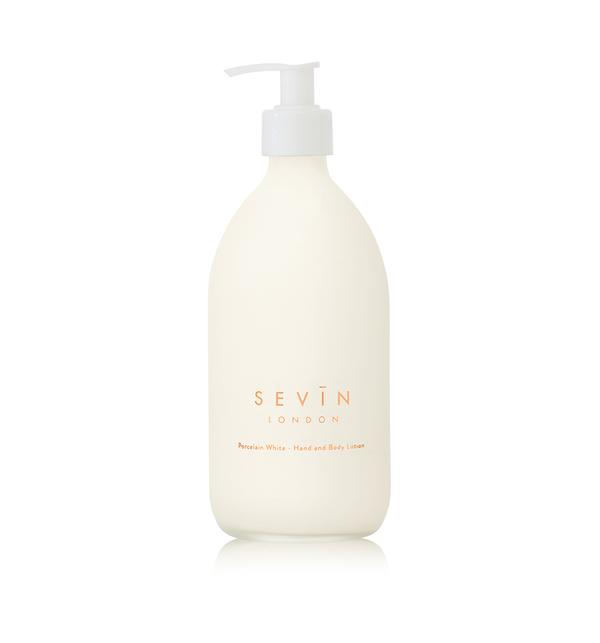 Hand & Body Lotion - Porcelain White