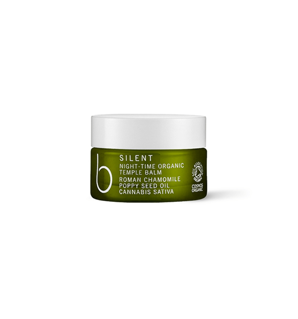 Night-Time Organic Temple Balm