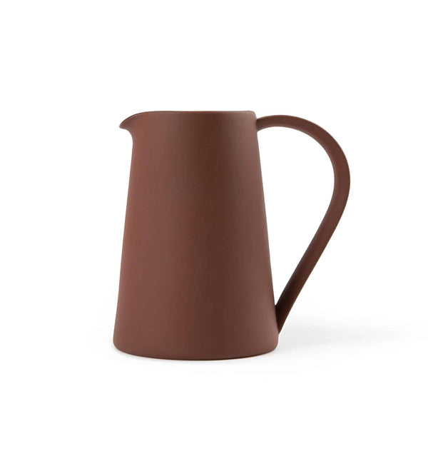 Terracotta Stoneware Pitcher