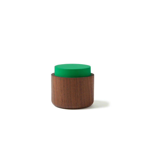 Walnut Eraser Pot