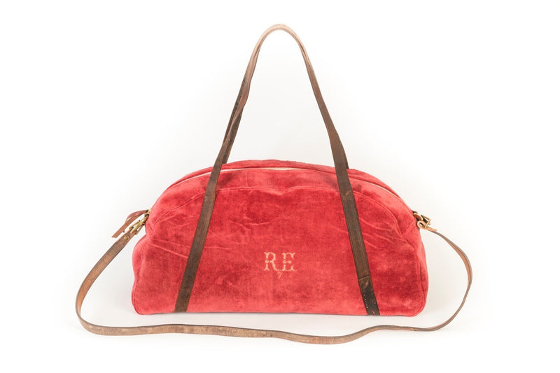 Red Velvet Deia Weekender Bag