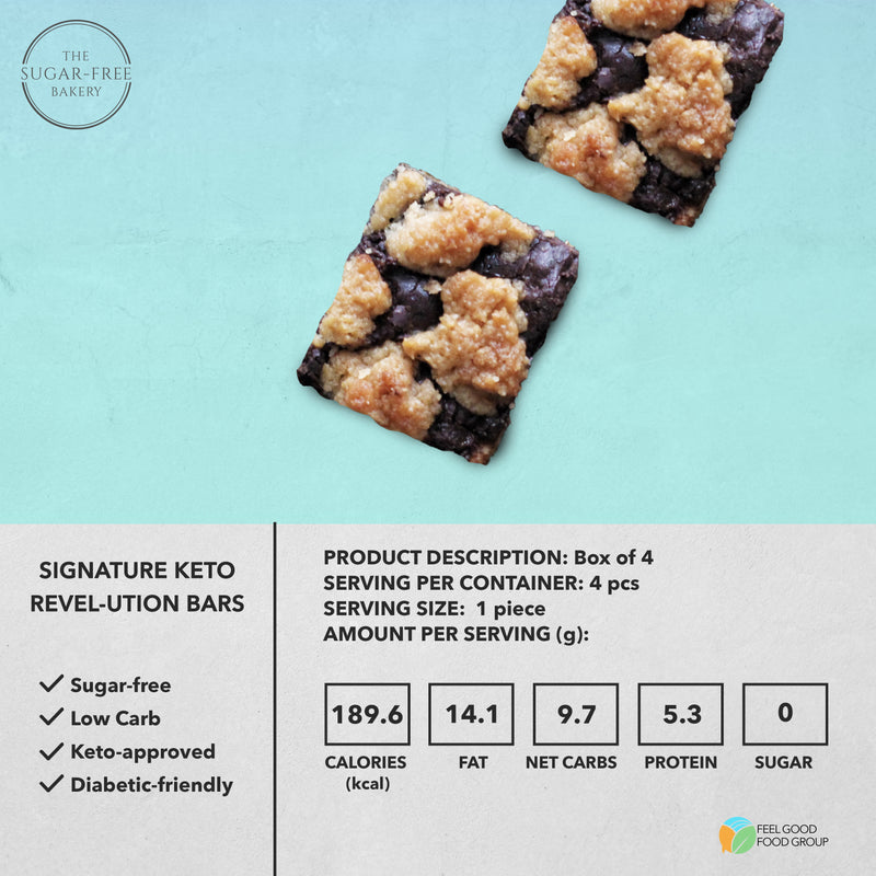 Signature Keto Revel-ution Bars