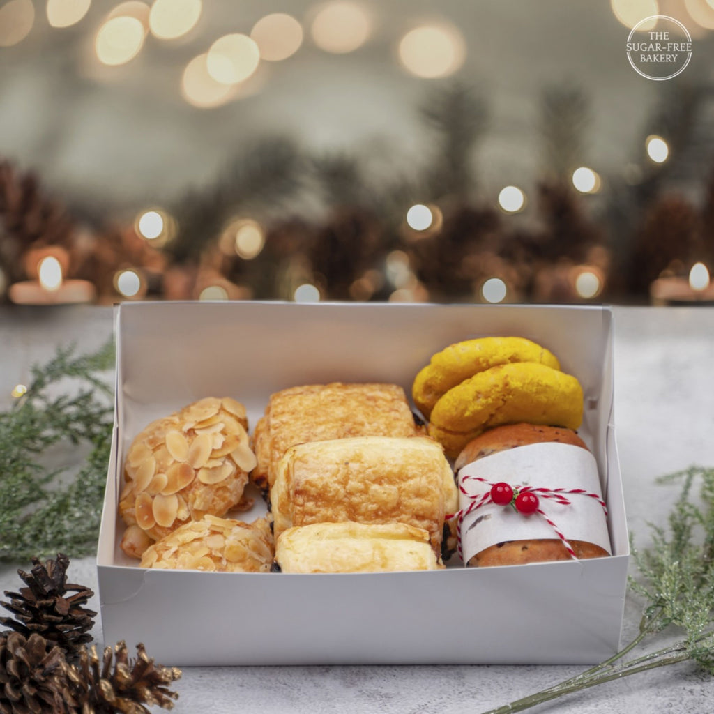 Artisanal Sugar-Free Holiday Gift Box