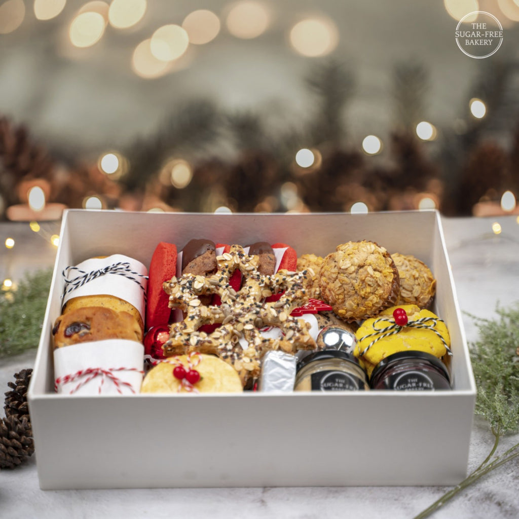 Luxe Sugar-Free Holiday Gift Crate
